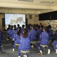 喫煙防止教室