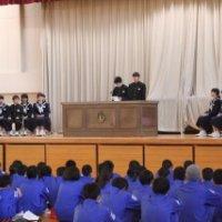 生徒会役員選挙立会演説会と投票開催!
