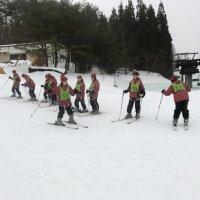 1学年 スキー宿泊学習【1日目】