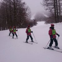 1学年 スキー宿泊学習【2日目】