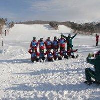 1年スキー宿泊学習2日目 part2 スキー教室開始
