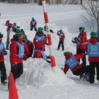1年スキー宿泊学習2日目 part3 ~雪遊び~
