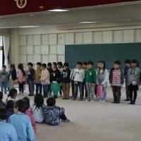 新入学児童学校見学会 -1年生-