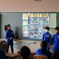 3年生 総合的な学習の時間の発表