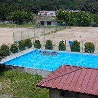 プール学習が始まりました。