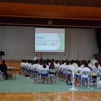 私立高校説明会(3年)を行いました。