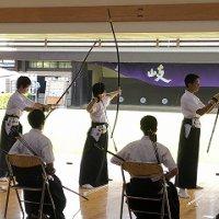 弓道部が,関東大会に出場しました。