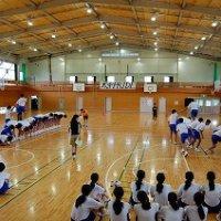 体育祭の練習③(2年生)