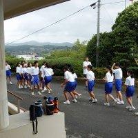 体育祭の練習⑤