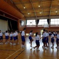 体育祭の練習⑥(全体練習)