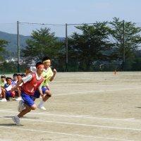 体育祭予行練習