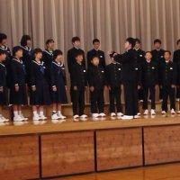 合唱コンクール・リハーサル(2~3年)