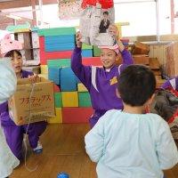 2年生・幼稚園訪問