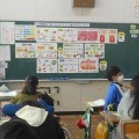 食育の授業を行いました