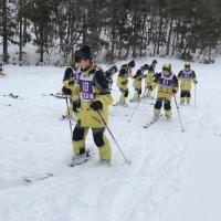 第1学年 スキー宿泊学習 1日目②