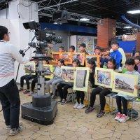 5年生 NHK水戸放送局見学