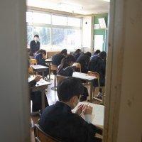 学年末テスト1日目