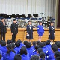 生徒会オリエンテーションが行われました。