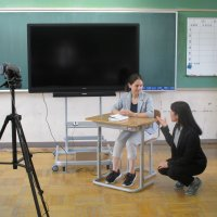 授業動画撮影