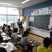 コラリン先生と英語学習(6年生)