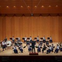 明日は茨城県吹奏楽コンクール県北地区大会です。